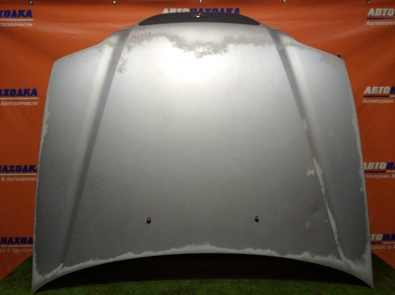 Капот Honda Partner EY7 D15B 1996 с решеткой под покраску/дефект ЛКП и вмятина