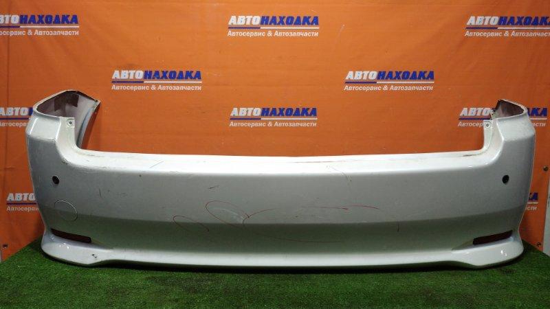 Бампер Toyota Ipsum ACM21W 2AZ-FE 2003 задний 2 модель цвет 042c под покраска +катафот 21-64+сонары