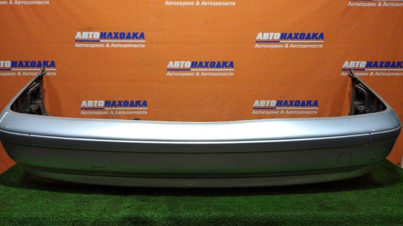 Бампер Bmw 530I E39 M54B30 2000 задний под покраску +усилитель