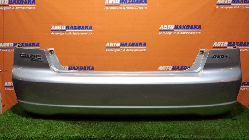Бампер Honda Civic Ferio ES2 D15B 2000 задний цвет NH623M есть вмятины и потертости