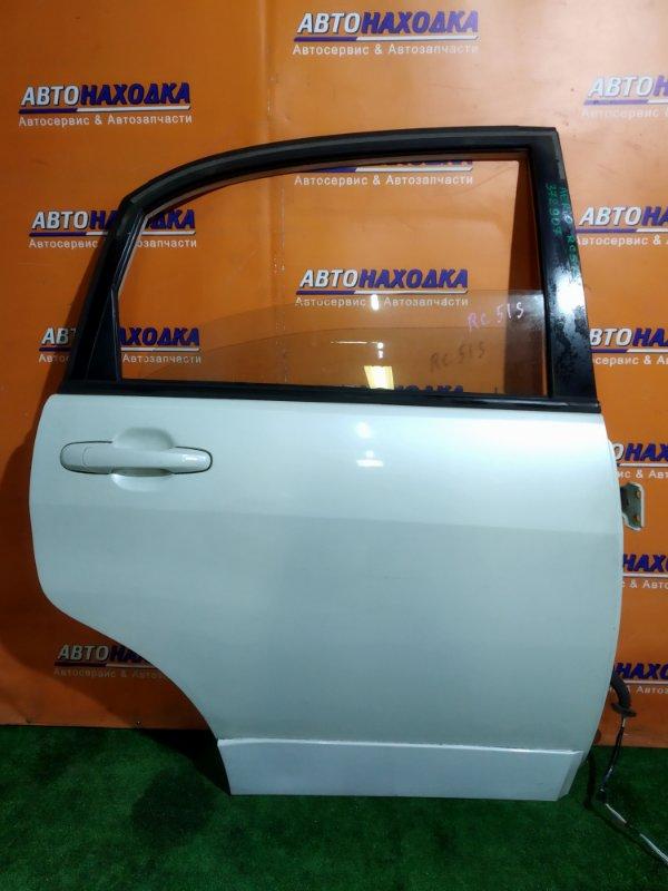 Дверь Suzuki Aerio RC51S M18A 03.2005 задняя правая