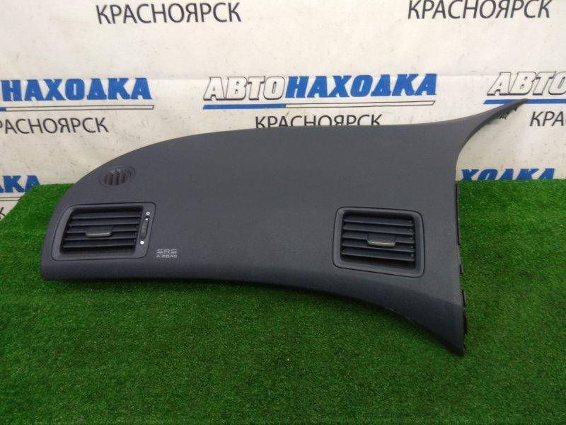 Airbag Honda Civic FD1 R18A 2005 пассажирский, с подушкой, без заряда, черный