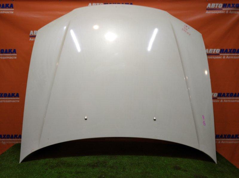Капот Honda Torneo CF4 F20B 1997 цвет NH624P ХТС