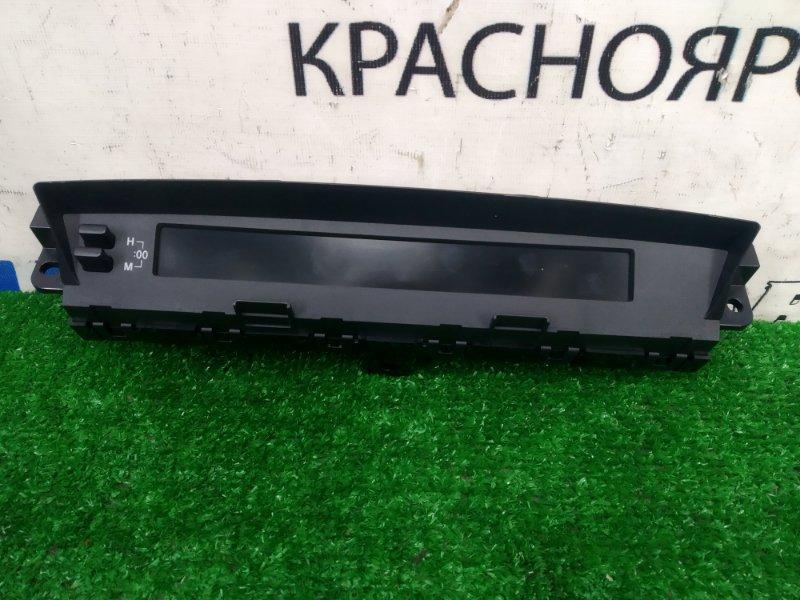 Дисплей Mazda Atenza GHEFW LF-VD 2010 верхний информационный дисплей с центральной консоли, с