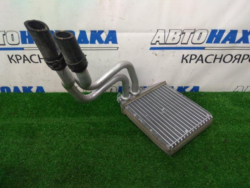 Радиатор печки Nissan Tiida Latio SC11 HR15DE 2008 с трубками, пробег 35 т.км.