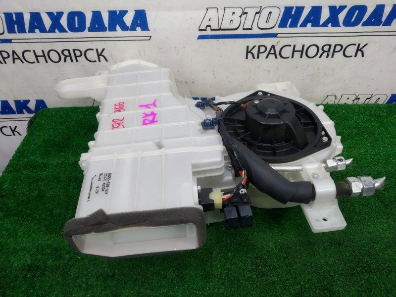 Радиатор печки Honda Stepwgn RK1 R20A 2009 задняя печка в сборе: корпус, мотор, радиатор,