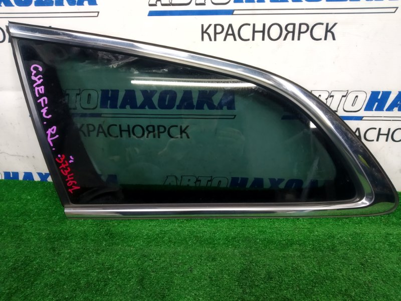 Стекло собачника Mazda Atenza GHEFW LF-VD 2010 заднее левое заднее левое, заводская тонировка,