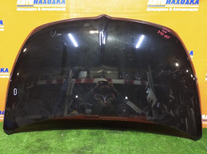 Капот Mitsubishi Grandis NA4W 4G69 2003 цвет X08 1мод ХТС под полировку