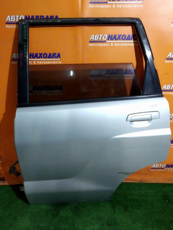 Дверь Mitsubishi Mirage Dingo CQ2A 4G15 01.03.2000 задняя левая В СБОРЕ