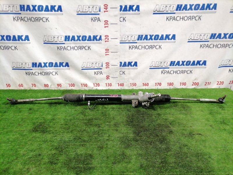 Рейка рулевая Subaru Impreza GP2 FB16 2011 34110FJ190 Гидравлическая, в сборе, с тягами,