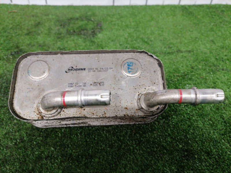Теплообменник Bmw 320I E46 M54 B22 2001 АКПП