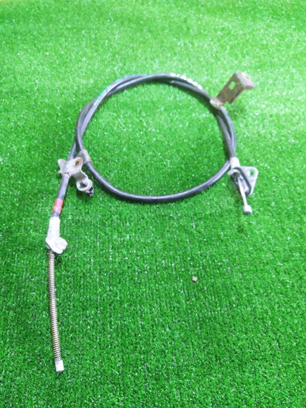 Трос ручника Toyota Vitz SCP10 1SZ-FE 02.2000 правый