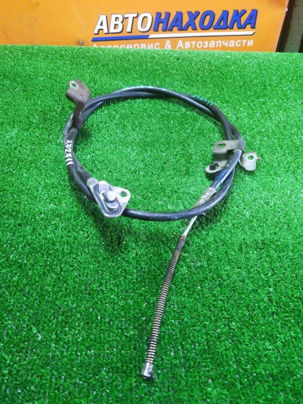 Трос ручника Toyota Vitz SCP10 1SZ-FE 02.2000 левый