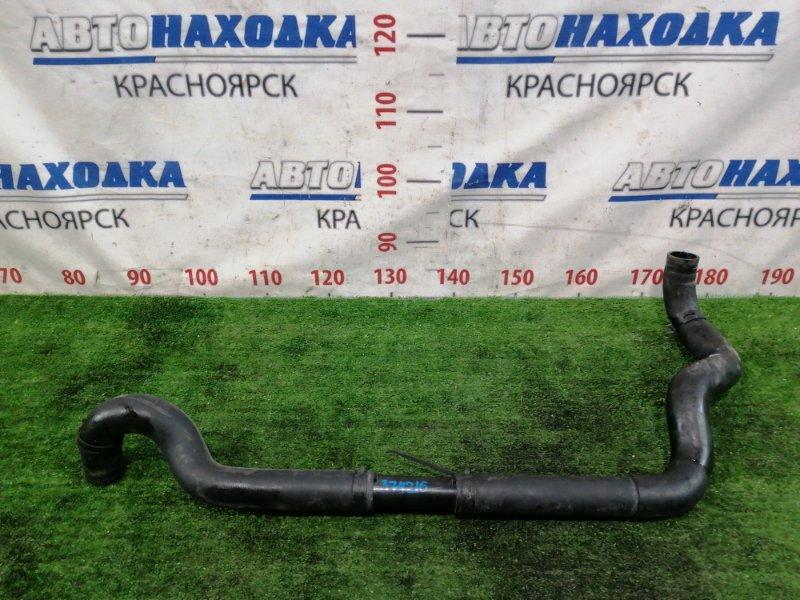Патрубок тосольный Nissan Teana J32 VQ25DE 2008 нижний 21537JP00A Нижний, радиатора двс, из трех