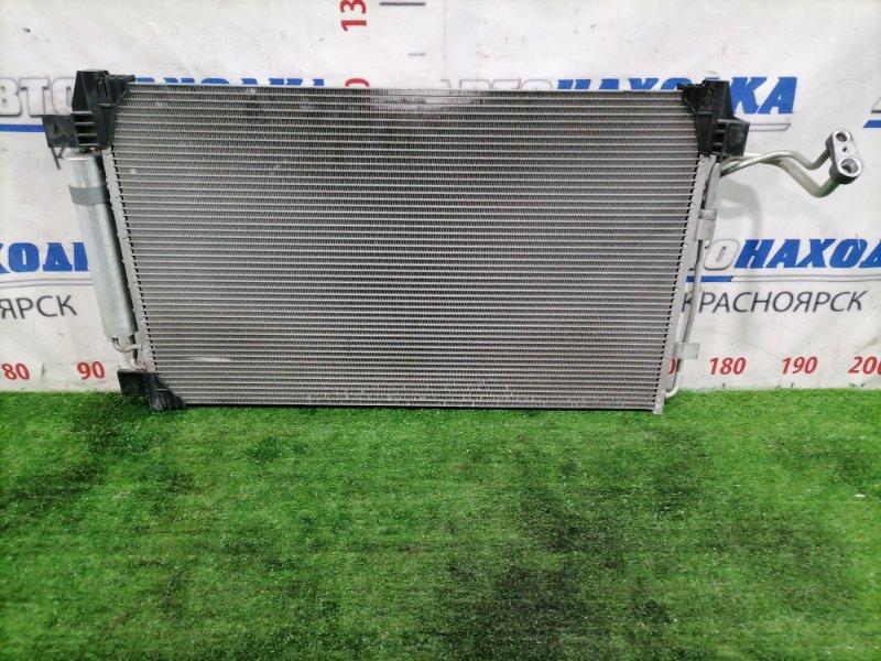 Радиатор кондиционера Nissan Teana J32 VQ25DE 2008 92110JN00A С датчиком