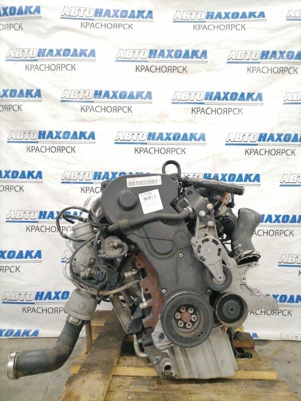 Двигатель Audi A4 B7 BWE 2004 037876 2,0 Турбо, FSI. BWE № 037876, пробег 98 т.км. С аукционного авто.