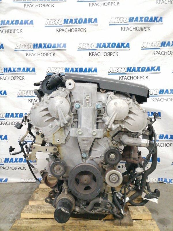 Двигатель Nissan Teana J32 VQ25DE 2008 673793A № 673793A, пробег 98 т.км. С аукционного авто. Есть видео