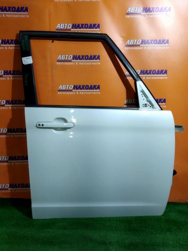 Дверь Suzuki Palette MK21S передняя правая В СБОРЕ