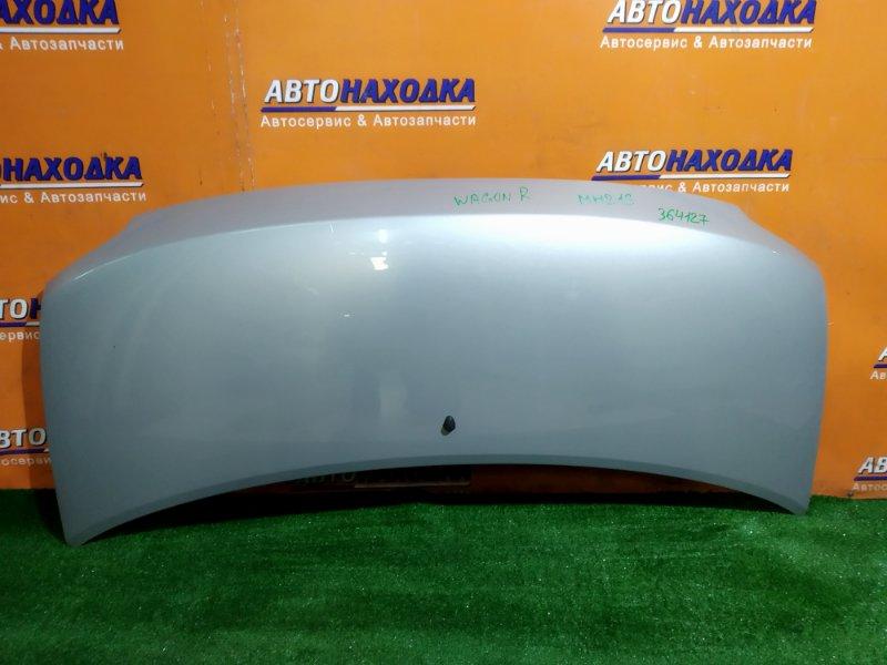 Капот Suzuki Wagon R MH21S K6A ХТС