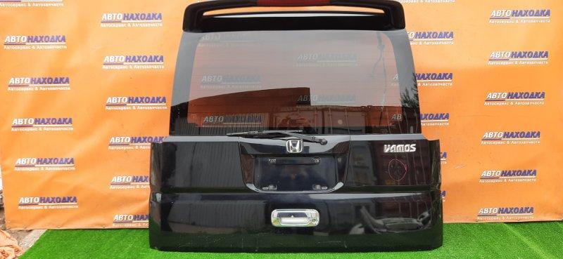 Дверь задняя Honda Vamos HM1 2000 СПОЙЛЕР