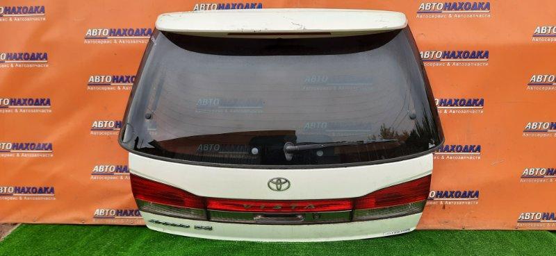 Дверь задняя Toyota Vista SV50 3S-FSE 07.1999 СПОЙЛЕР