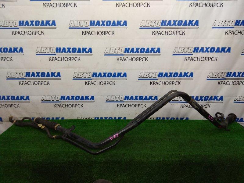 Горловина топливного бака Honda Fit GE6 L13A 2007 С крышкой
