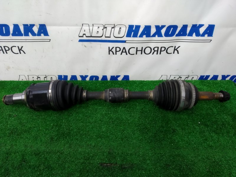 Привод Toyota Alphard ANH10W 2AZ-FE 2002 передний левый передний левый, короткий, немного подбита
