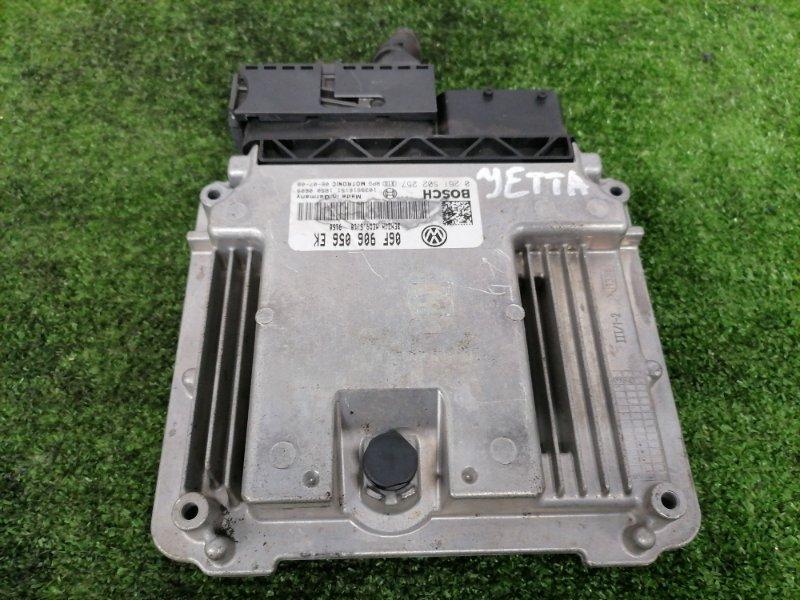 """Компьютер Volkswagen Jetta 1K2 BVY 2005 0261S02257 блок управления ДВС """"BOSCH""""."""