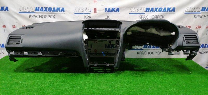 Airbag Subaru Impreza GP2 FB16 2011 66040FJ000 В ХТС, пассажирский (верх панели) с подушкой, без заряда,