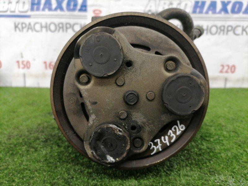 Компрессор кондиционера Honda Rafaga CE4 G20A 1993 пробег 73 т.км. ХТС. С аукционного авто.