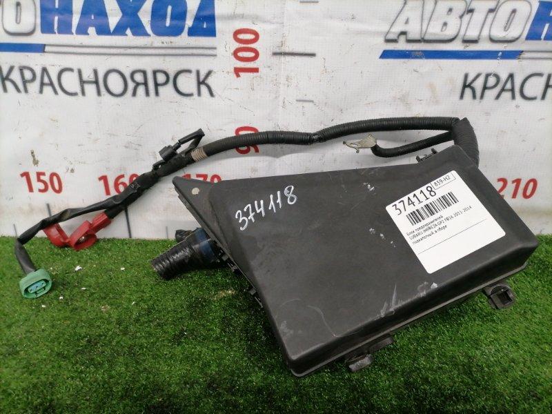 Блок предохранителей Subaru Impreza GP2 FB16 2011 подкапотный, в сборе