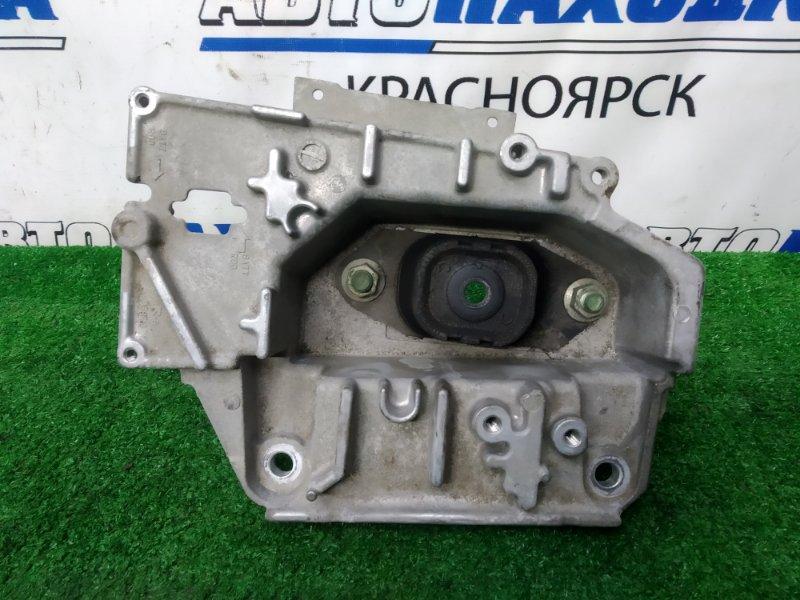 Подушка двигателя Nissan Tiida Latio SC11 HR15DE 2008 передняя левая левая, с алюминиевым кронштейном