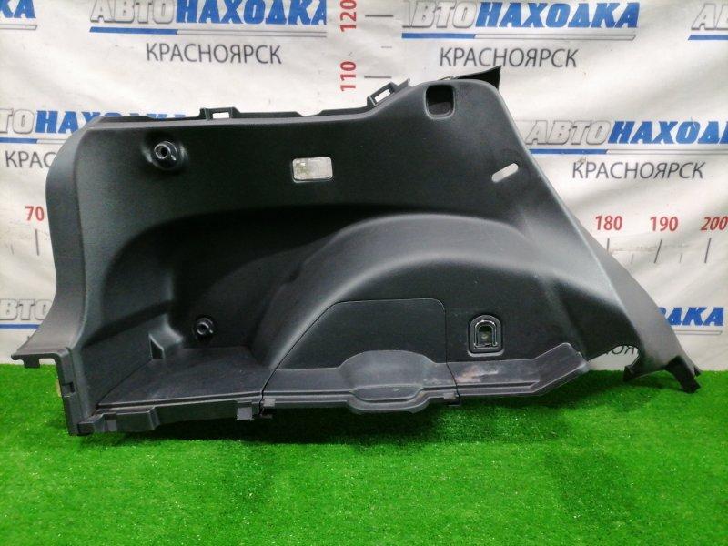 Обшивка багажника Subaru Impreza GP2 FB16 2011 задняя левая Задняя левая, есть небольшие