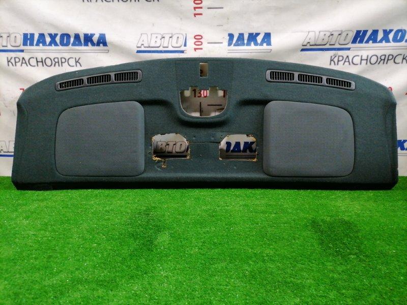 Полка багажника Honda Rafaga CE4 G20A 1993 Под заднее стекло, в ХТС