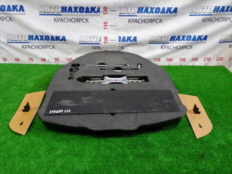 Домкрат Nissan Teana J32 VQ25DE 2008 Грузоподъемность 1050 кг, в сборе, с ключом на 21, ручкой,