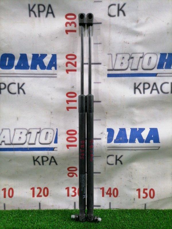 Амортизатор багажника Mazda Demio DEJFS P3-VPS 2007 задний Пара L+R, цена за пару.
