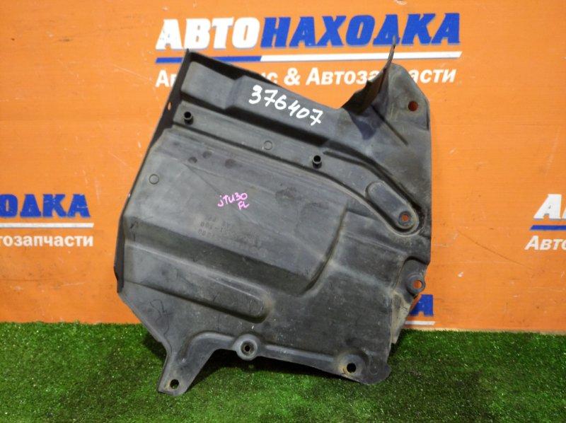Защита Nissan Bassara JTU30 KA24DE 1999 передняя левая бок