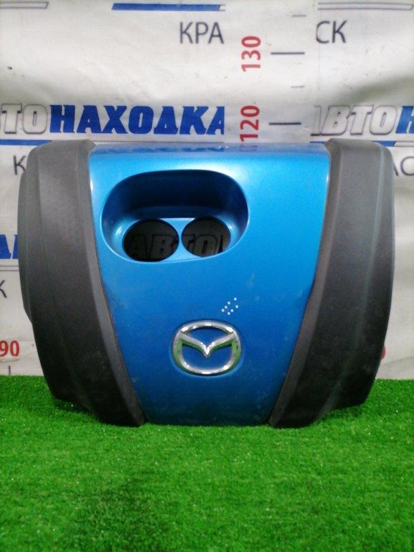 Крышка двигателя Mazda Demio DEJFS P3-VPS 2007 Крышка декоративная, есть потертости до