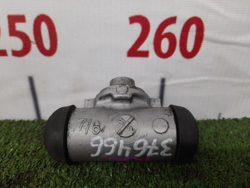 Рабочий тормозной цилиндр Toyota Noah ZRR70G 3ZR-FE 2007 задний 47550-12120 Задний