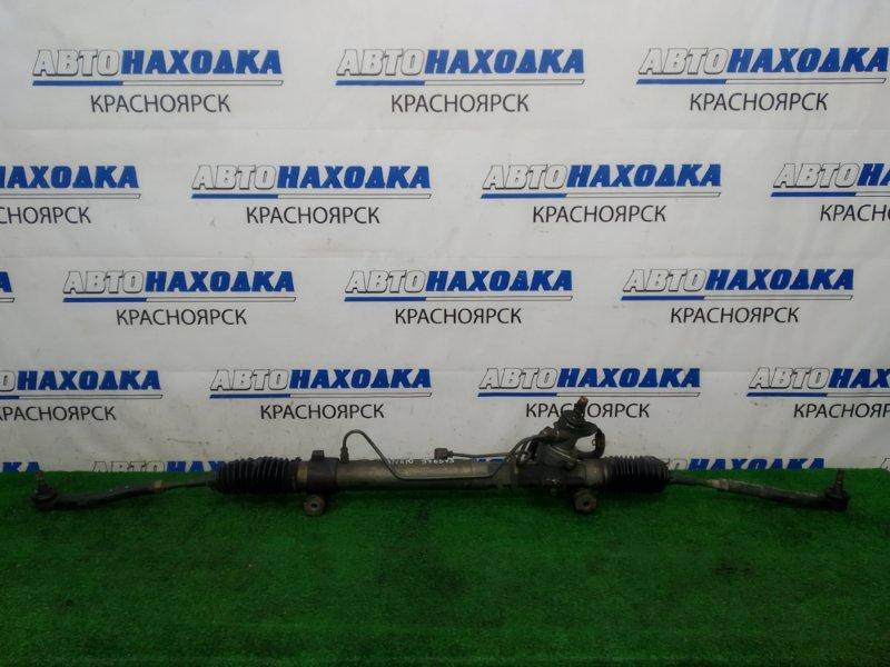Рейка рулевая Toyota Alphard ANH10W 2AZ-FE 2002 Гидравлическая, в сборе с тягами и наконечниками