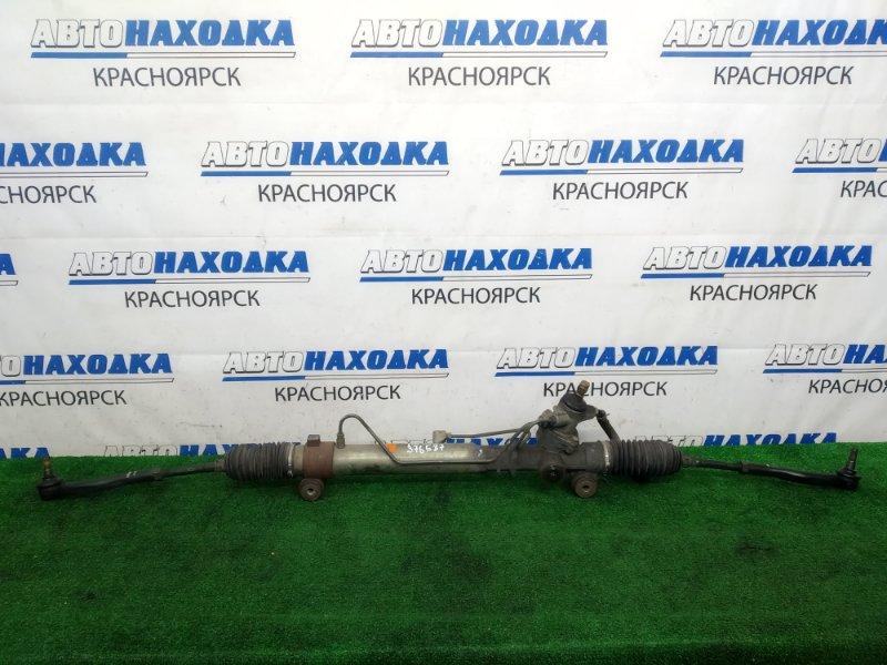 Рейка рулевая Toyota Alphard ANH10W 2AZ-FE 2002 Гидравлическая, в сборе с тягами и наконечниками,
