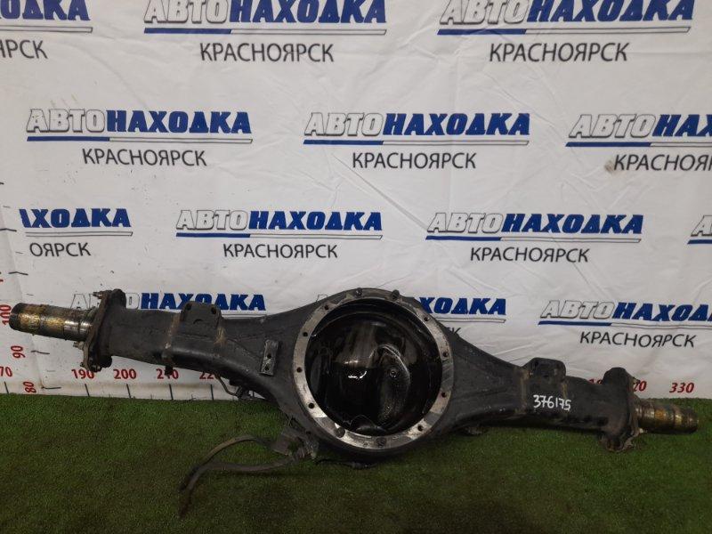 Чулок моста Toyota Dyna BU306 4B 1999 задний 42110-37160 Задний, общая длинна 1366 мм, под ABS,