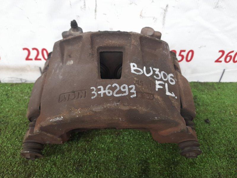 Суппорт Toyota Dyna BU306 4B 1999 передний левый 47750-37050 Передний левый . со скобой, под диск D=279.