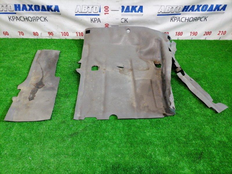 Обшивка пола Toyota Dyna BU306 4B 1999 передняя 58515-37090-B1, 58514-37100-B1 Комплект L+R, под передние