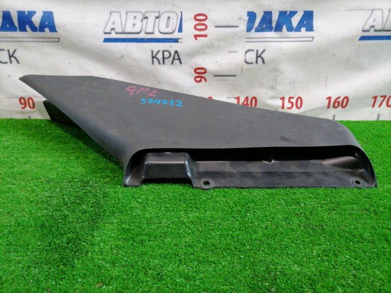 Воздухозаборник Subaru Impreza GP2 FB16 2011 На рамку радиатора к корпусу воздушного фильтра