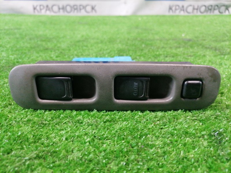 Блок управления стеклоподъемниками Suzuki Jimny Wide JB33W G13B 1998 передний правый 37990-81A00