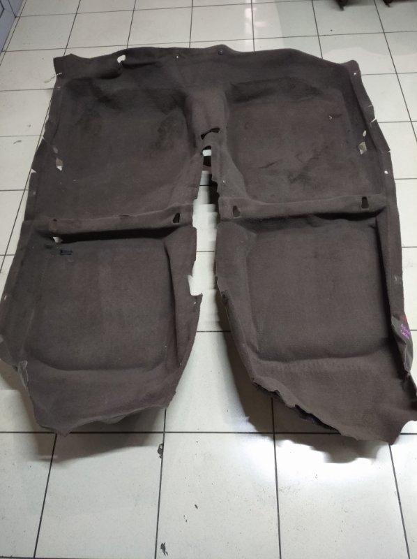 Обшивка пола Toyota Corolla AE110 5A-FE 1995