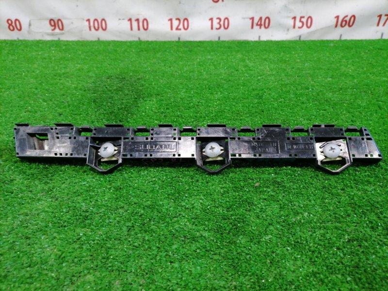 Клипса бампера Subaru Impreza GP2 FB16 2011 задняя левая Задняя левая