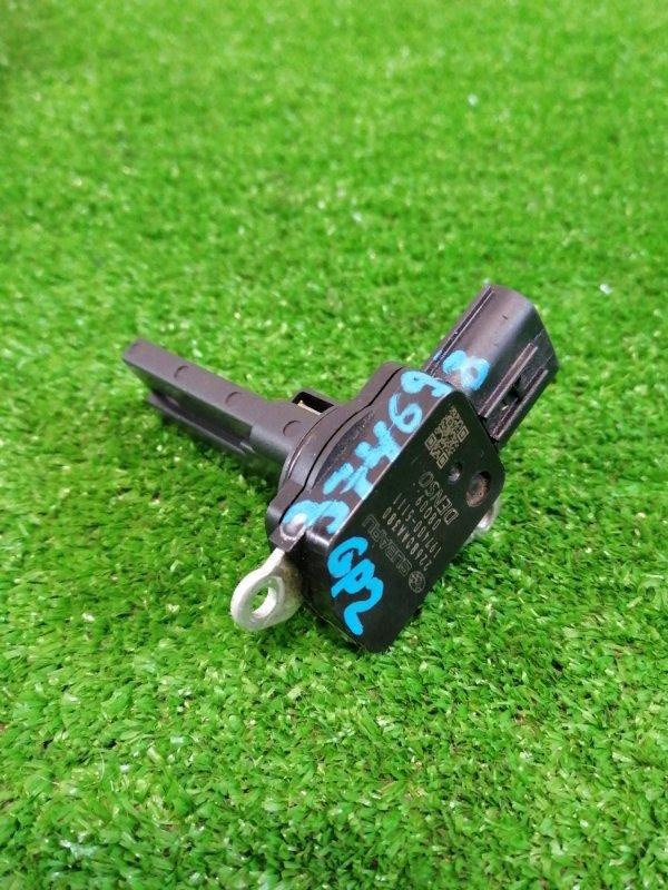 Датчик расхода воздуха Subaru Impreza GP2 FB16 2011 22680AA380 5 контактов, с аукционного авто
