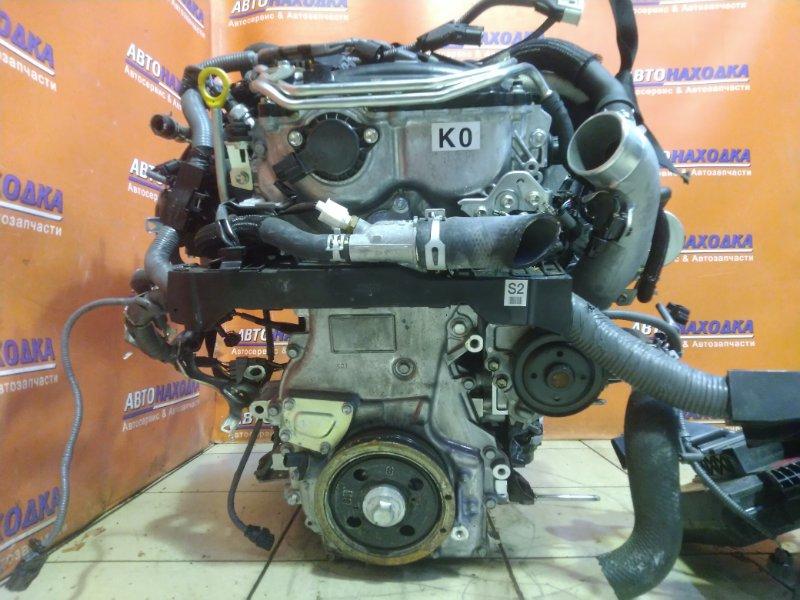 Двигатель Lexus Is200T ASE30 8AR-FTS 03.2017 Z075678 ГОЛЫЙ БЕЗ НАВЕСНОГО. 18 Т.КМ.!!!!